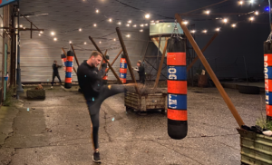starterspakket lockdown boksen kickboksen boogieland